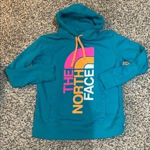 North face Sweatshirt Women's Size Large